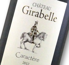 Chateau Girabelle Caractere 2012