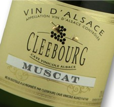 Cave Cleebourg Muscat 2014