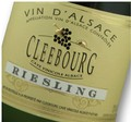 Cave Cleebourg Riesling 2014